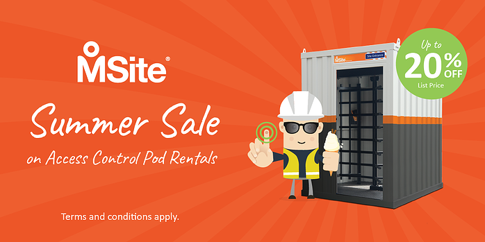 Summer-Sale-Now-On-Access-Control-Pods.png